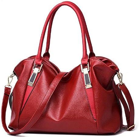 Luxury Handbags Women Bags Designer PU Leather Shoulder Bags Lady Large