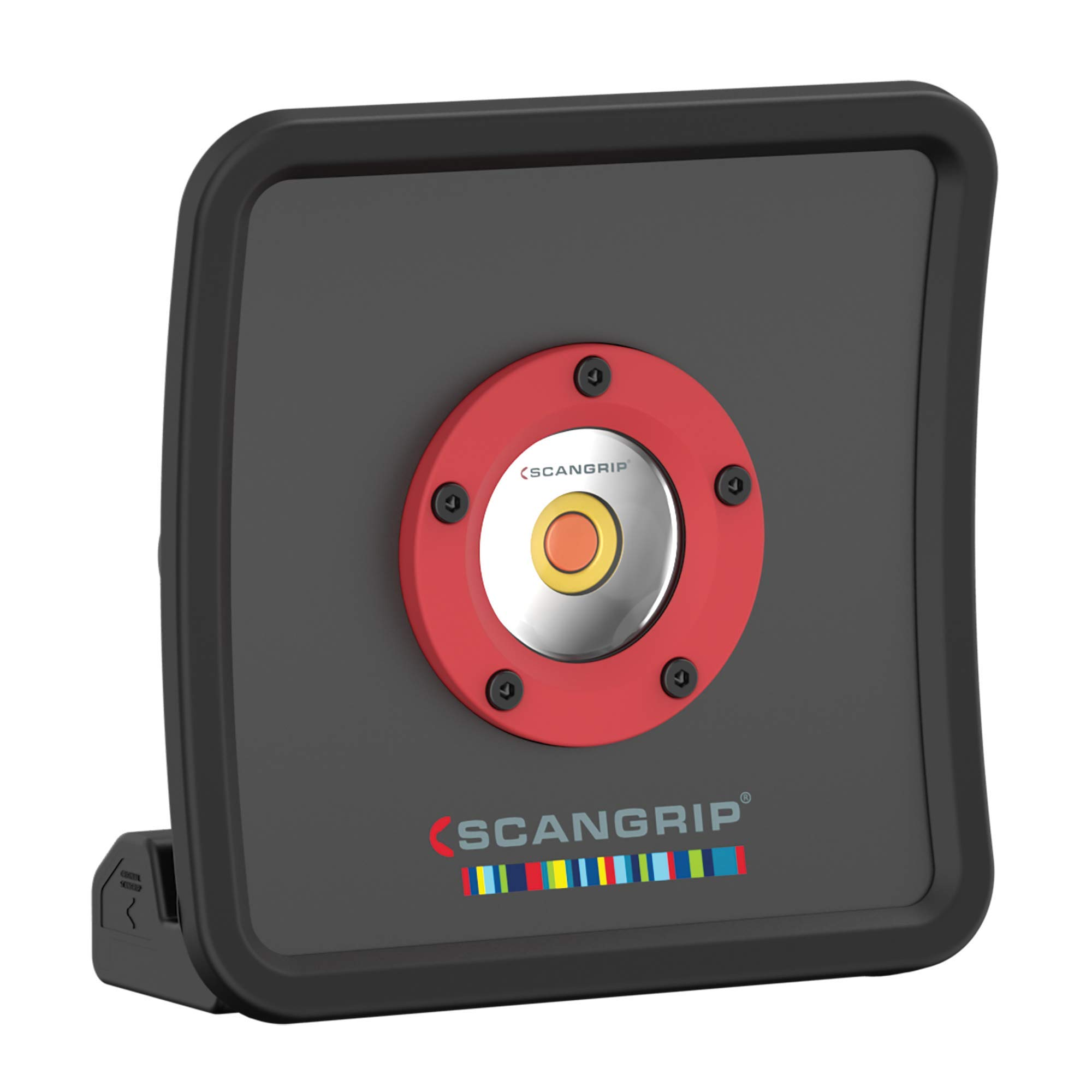 Scangrip MultiMatch R - Powerful and Handy Lighting Solution for Painting Industry, 1,200 Lumen LED Work Light