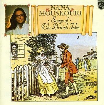 NANA MOUSKOURI - Songs of the British Isles - Amazon.com Music