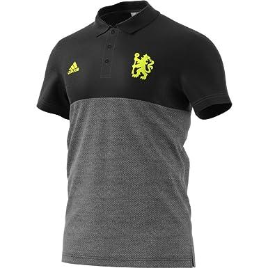 adidas CFC SSP Polo Línea Chelsea FC, Hombre: Amazon.es: Deportes ...