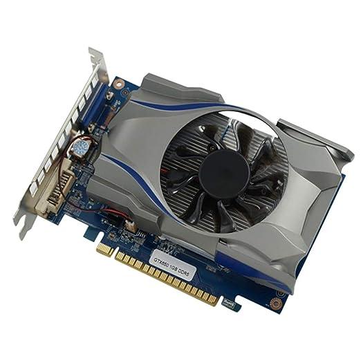 Autotipps GTX 650 1G DDR5 Tarjeta gráfica PCI-E Tarjeta de ...