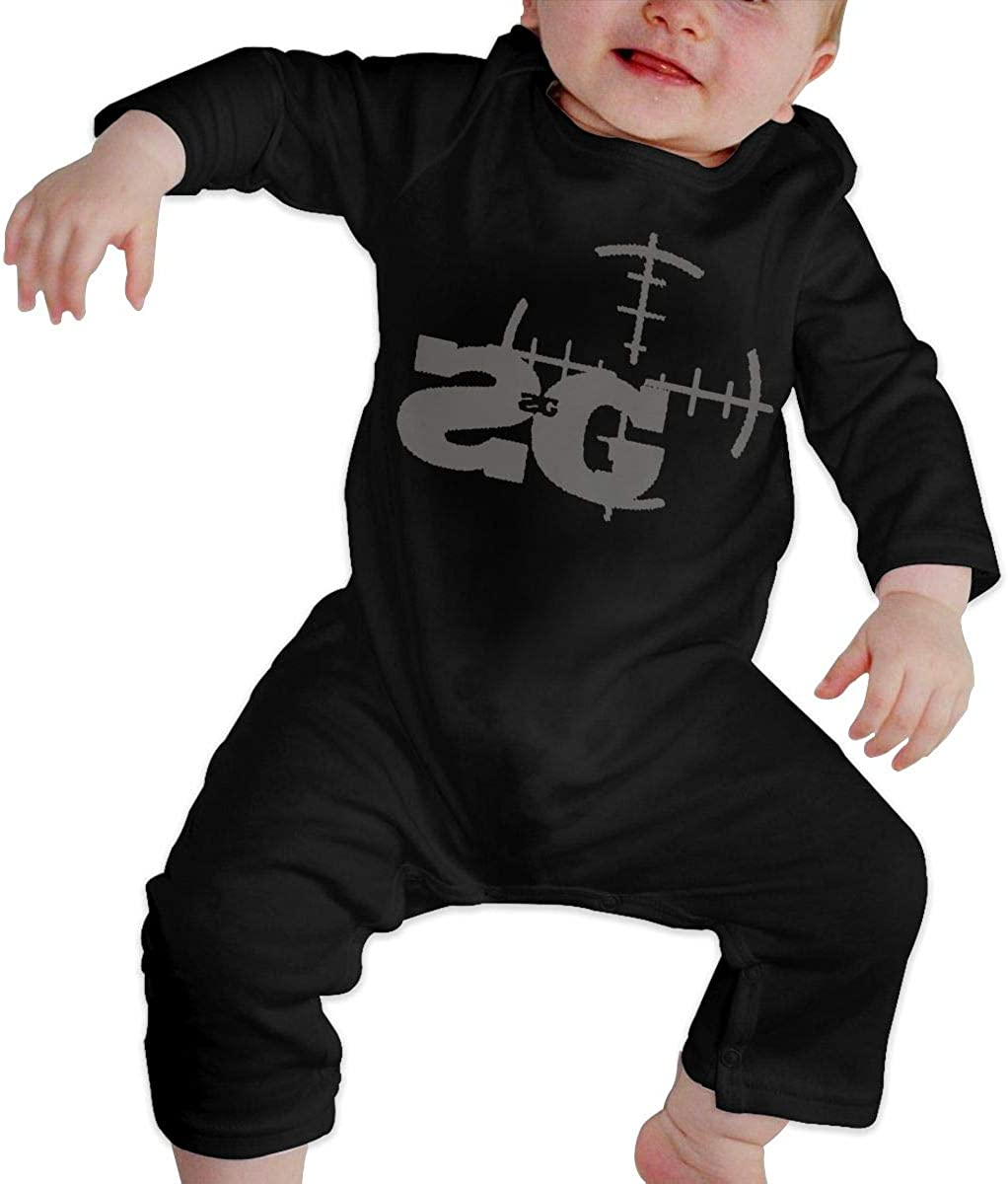 UGFGF-S3 Billy Goat Baby Boy Long Sleeve Romper Jumpsuit Baby Clothes Onsies