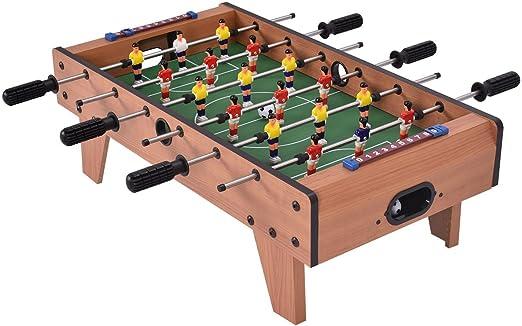 "Giantex 27"" Foosball Table - Best Foosball Table Top With Leg Levelers"