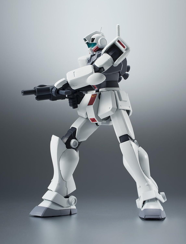 ROBOT魂 機動戦士ガンダム0080 [SIDE MS] RGM-79D ジム寒冷地仕様 ver. A.N.I.M.E. 約125mm ABS&PVC製 塗装済み可動フィギュア