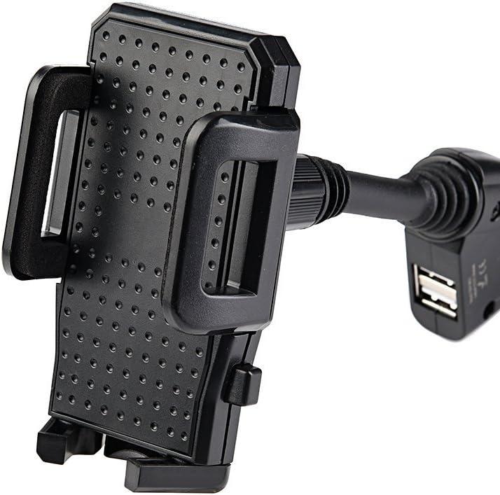 Black EpicDealz Heavy Duty Arm Universal Car Vent Mount Holder Stand 360 Degree Swivel Rotation Windshield /& Dashboard For Samsung Galaxy J7