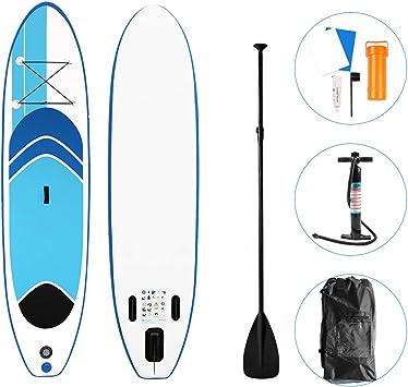 Froadp Tabla Hinchable Sup Surf Paddle Board para Remar de Pie ...