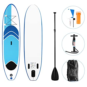 Froadp Tabla Hinchable Sup Surf Paddle Board para Remar de Pie ...