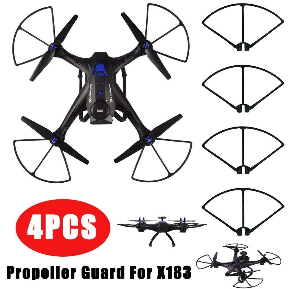Ewendy - Protector de hélices para drones X183: Amazon.es: Hogar