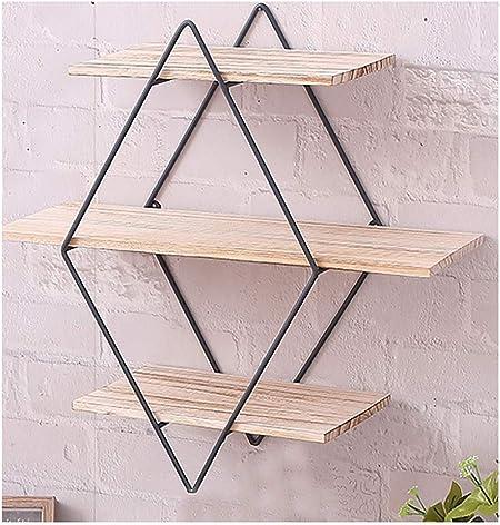 Mensole da muro Parete divisoria in legno massello per