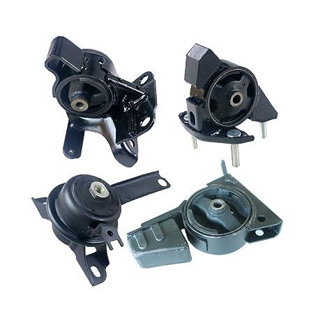 Engine Motor Transmission Mount 4 Pcs