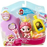 Disney Whisker Haven Tales with the Palace Pets – PALACE PETS ROUGE Color-Change Pets – Spray with Water from the Included Sunscreen Bottle and Watch the Hair Change Color and a Swimsuit Appear