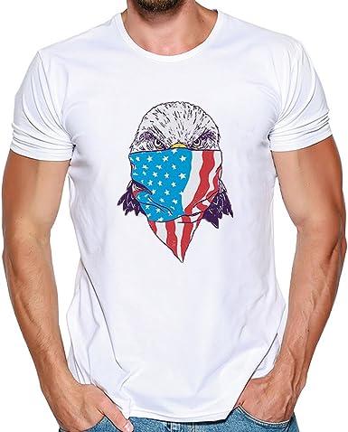 Damark Camisetas Hombre, Impresión de la Moda Camisetas Hombre ...