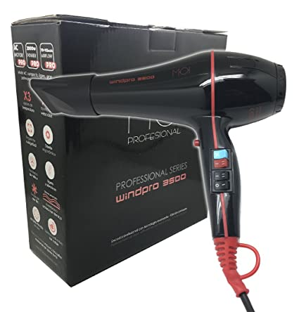 Secador de pelo WindPro 3500 2000w Professional Series M·O·I Profesional