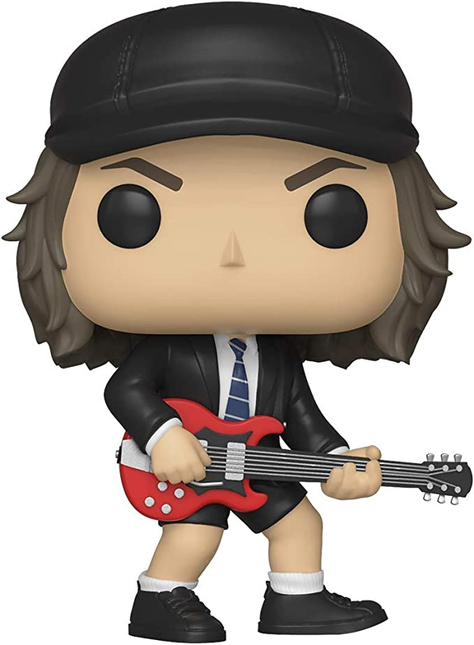 Funko- Pop Angus Young Rock