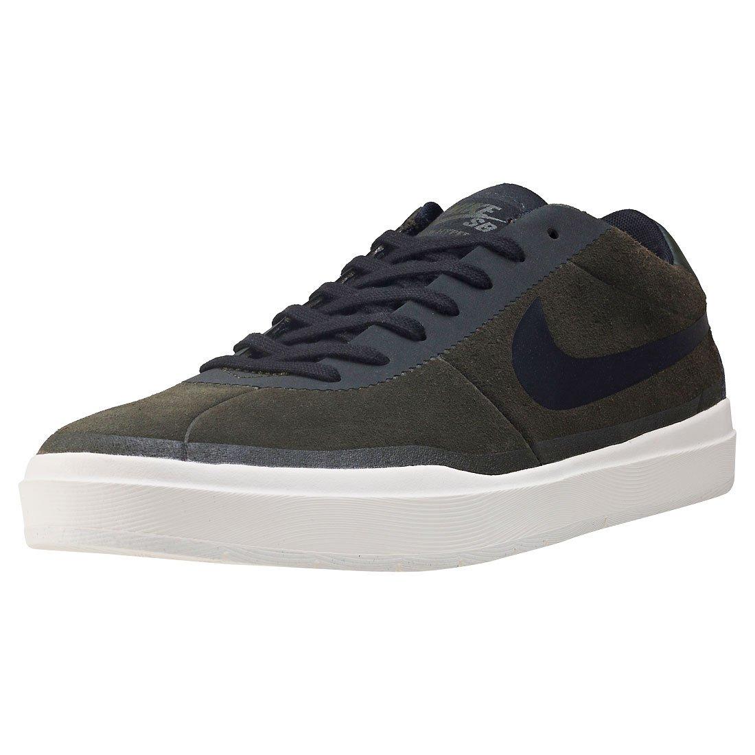 Nike Herren SB Bruin Hyperfeel  46 EU|Dunkelgr眉n (Sequoia/Black/Sail)