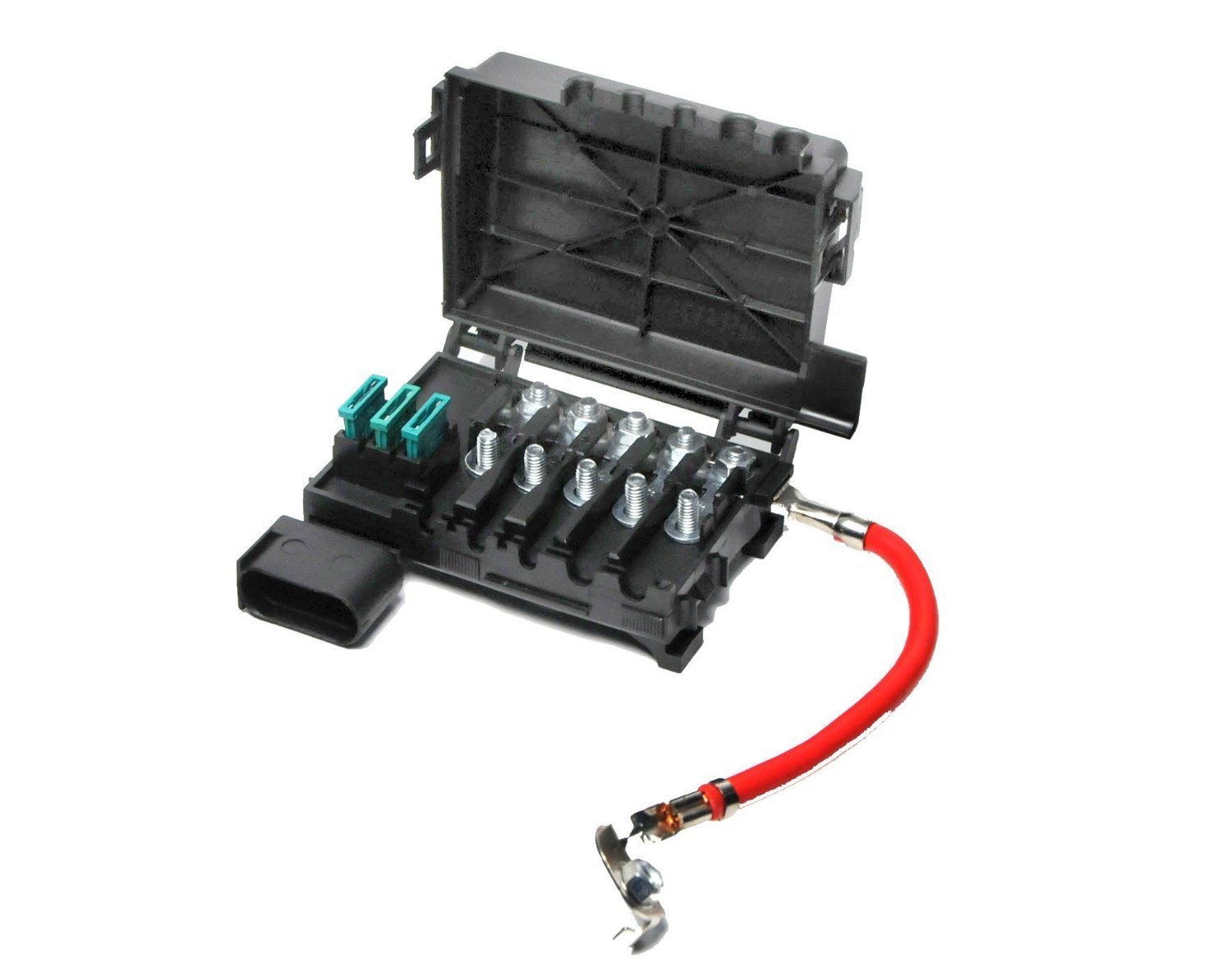 Amazon.com: LOOYUAN 1J0-937-617D Fuse Box For Volkswagen Golf Jetta Beetle:  Automotive