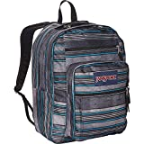 JanSport Big Student Backpack - (Multi Bold Stripe)