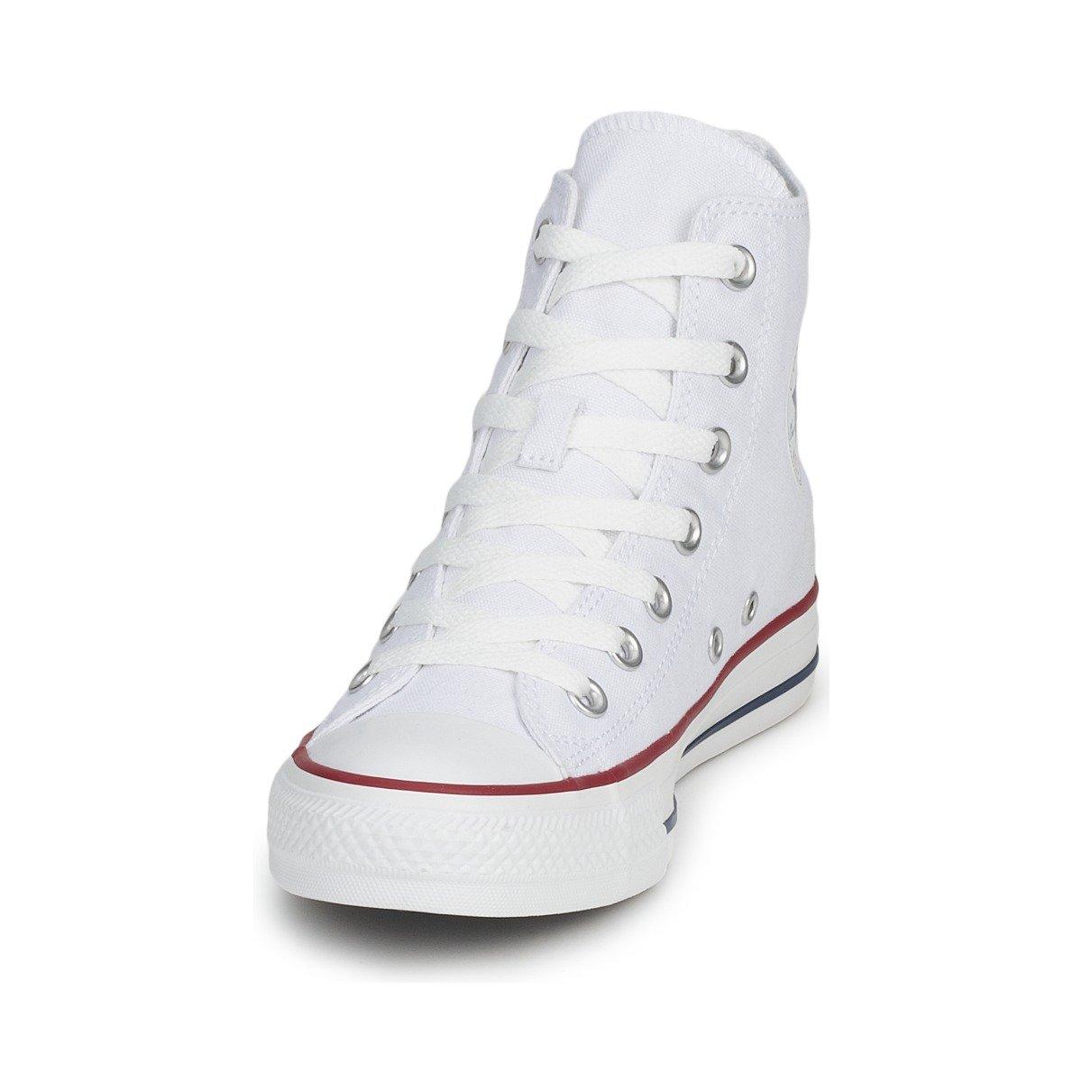 Converse Chuck Taylor All Star Core Hi B01M9D2O1G 5 M US|Optical White High Top