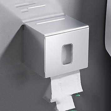 zhangsheng712 Caja de pañuelos Desechables de cartón Grande sin Perforaciones Caja de Toallas de Papel montada