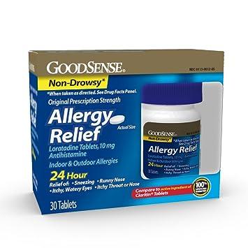 pastillas para las alergias respiratorias