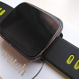 Smartwatch con Pulsómetro,Impermeable IP68 Reloj Deportiva ...