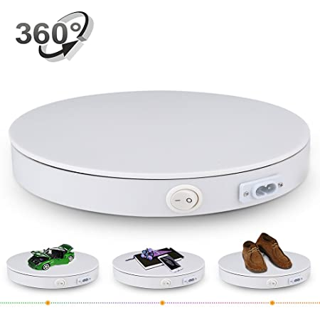 Shop Display Stand Yuanj Professional 360 Degree Electric Rotating