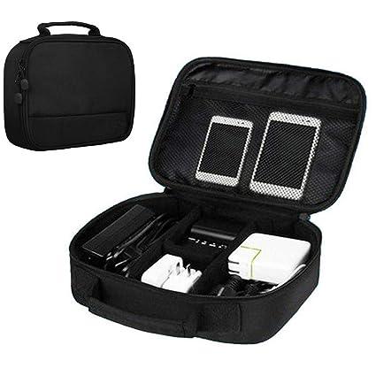 61b486d4ad5b Amazon.com : LZVTO Electronics Organizers Travel Gadgets Accessories ...