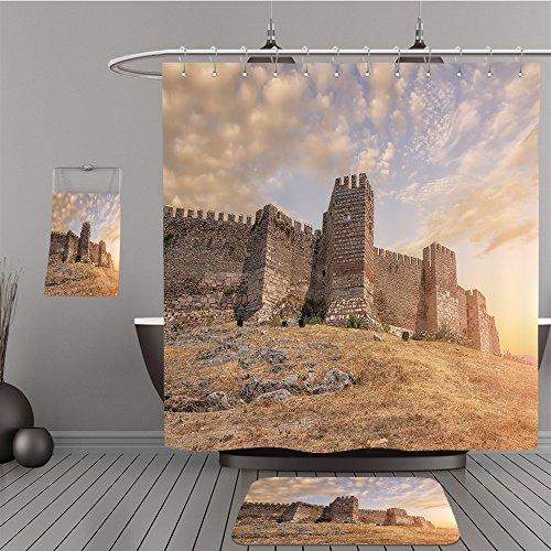 Uhoo Bathroom Suits & Shower Curtains Floor Mats And Bath Towels 408510961 Citadel in Selcuk, Turkey For - Citadel In Los Angeles