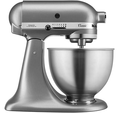 KitchenAid 5 ksm175psepb, Artisan – Robot de cocina con equipamiento profesional, color morado: Amazon.es: Hogar