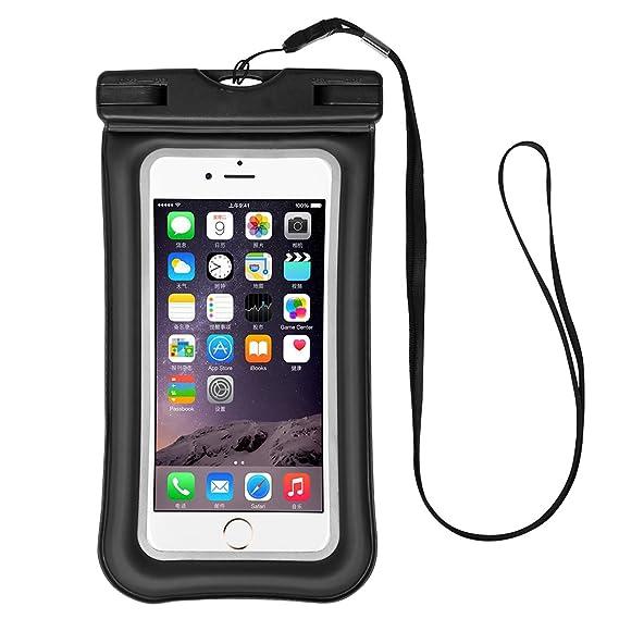 reputable site 86da2 a1f10 Amazon.com: Premium Dry Bag Waterproof Pouch Case for iPhone X ...