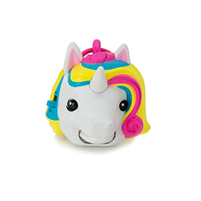 Mojimoto Unicorn Repeating Talk-Back Toy That Records & Repeats and Lip-syncs to Music! (Styles May Vary) by Cepia: Toys & Games