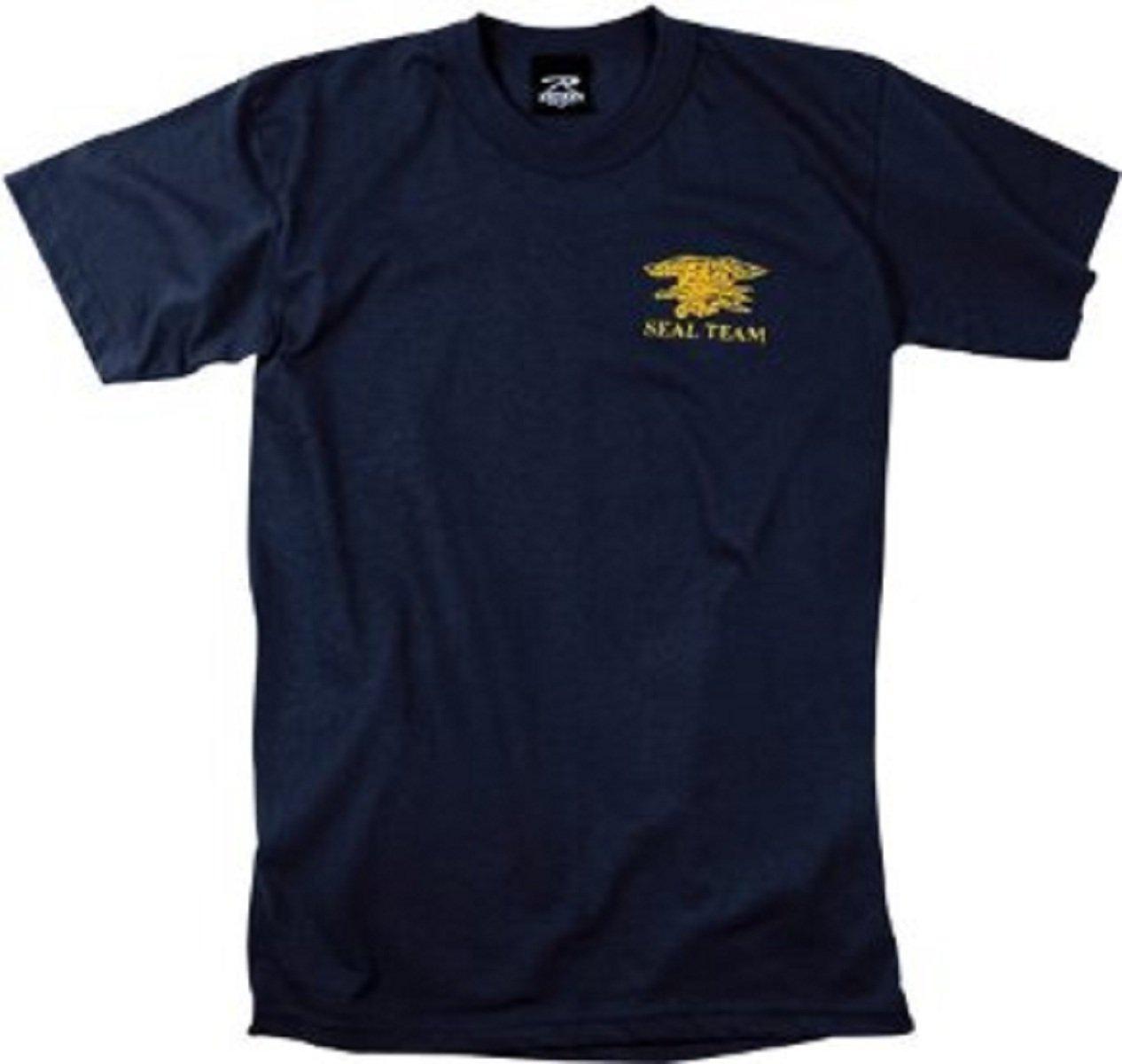 Official Navy Seals Team Logo T-Shirt (2X)