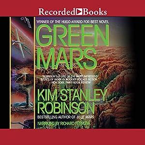 Green Mars  Hörbuch