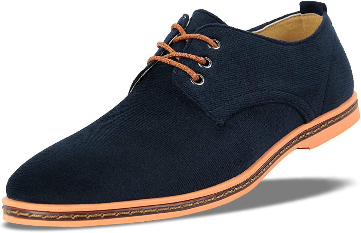 Casual Oxford Lace Up Shoe