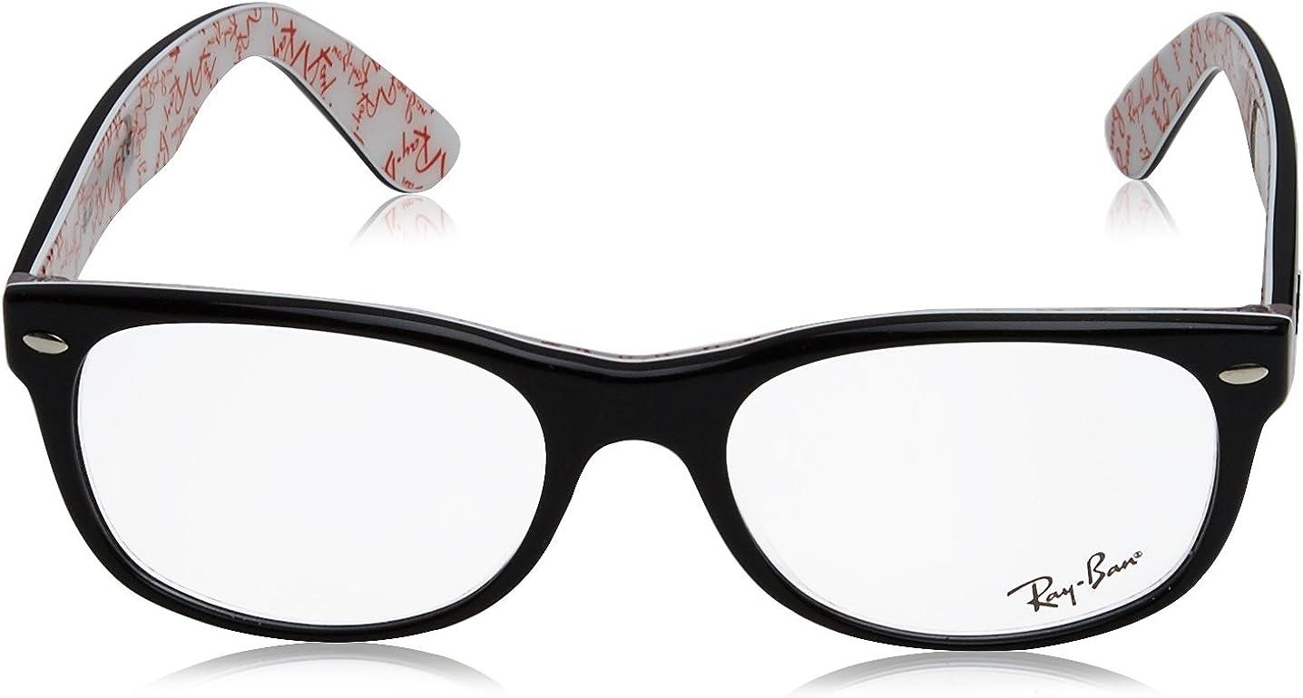 monture optique ray ban new wayfarer