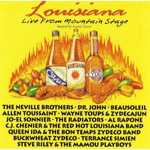 Louisiana Live from Mountain Stage