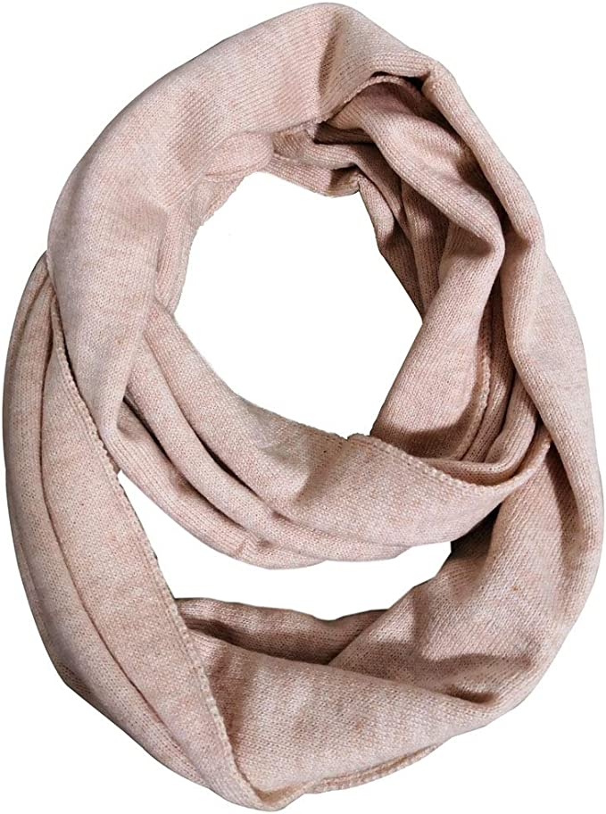 Men/'s Women/'s Solid Gray Cashmere Feel Soft Cozy Scarf*100/%Acrylic