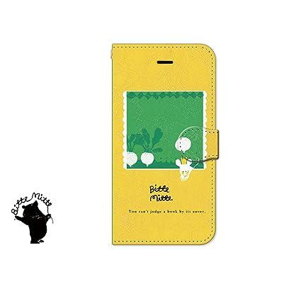82177ba8a6 iPhone SE iPhone5s iPhone5 ケース 手帳型 かわいい おしゃれ 【かぶのおはなし/Bitte Mitte