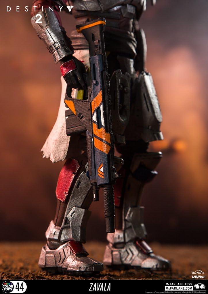 McFarlane Destiny 2 Action Figure Brand New ZAVALA