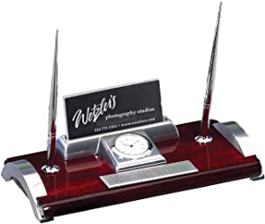 Hit Trophy Desk Pen Set with Free Engraving