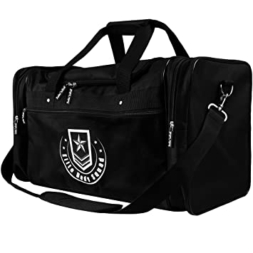 f795a08920 Elite Body Squad Gym Bag Sports Holdall - Made From Heavy Duty  Polypropylene - Over 38 Litres Of ...
