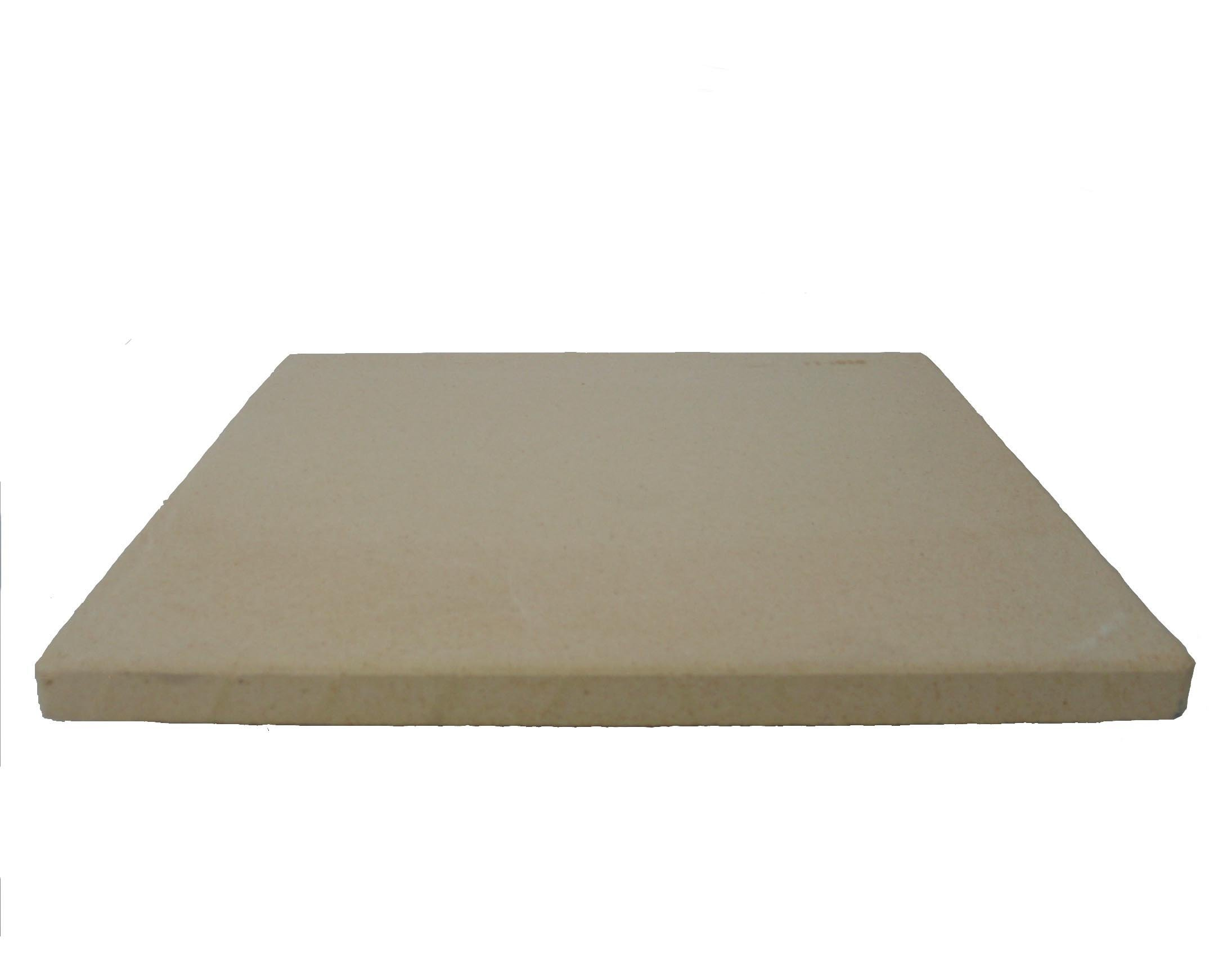 20 X 20 X 1 Square Industrial Pizza Stone by California Pizza Stones