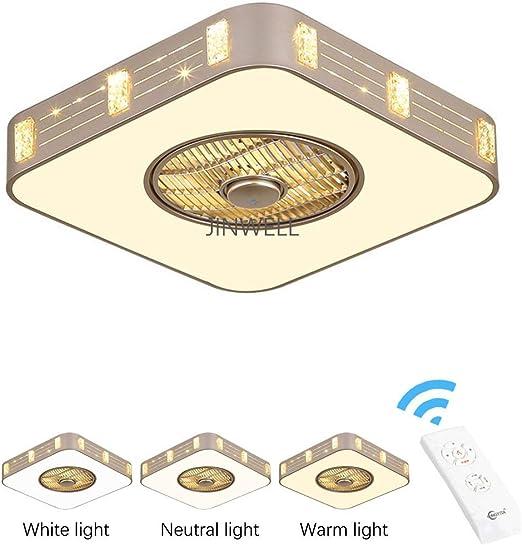 2019 Sala de estar Lámpara de ventilador de iones negativos ...