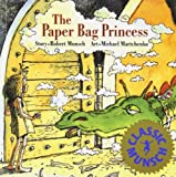 The Paper Bag Princess, Robert Munsch, 0920236162