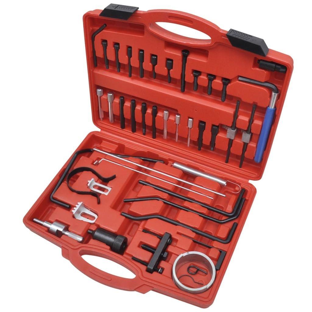 Furnituredeals juegos de herramientas para coche Set herramientas para cambiar correa de distribucion Citroen&Peugeot juegos de herramientas: Amazon.es: ...