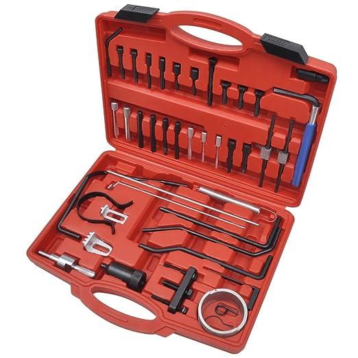 Weilandeal Set herramientas para cambiar correa de ...