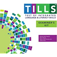 Test of Integrated Language and Literacy Skills (TILLS) Test Examiner Kit