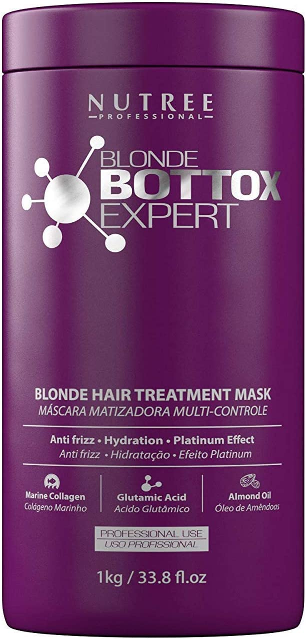 Botox capilar, bottox Che Brazilian Blonde bottox Hair Treatment ...