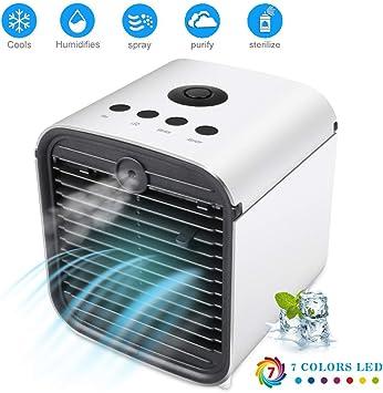 Autotipps - Enfriador de aire con refrigeración por agua, mini ...