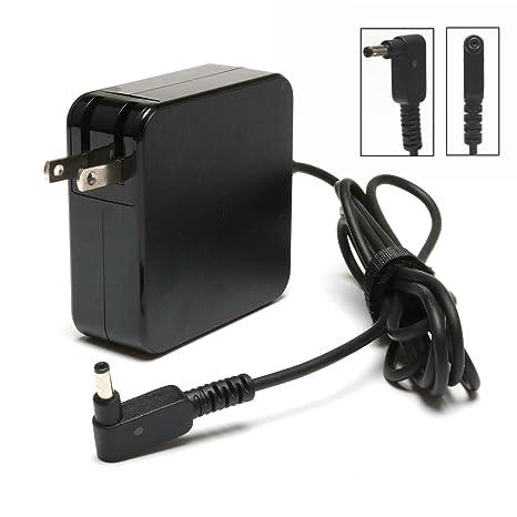 Amazon.com: 65W 19V 3.42A AC Cargador de corriente para ...